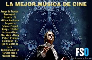 Concierto de Film Symphony Orchestra en Málaga