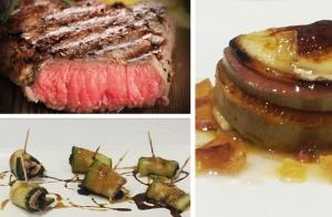 Menú de lujo con carne de Retinto para 2 o 4 en el centro