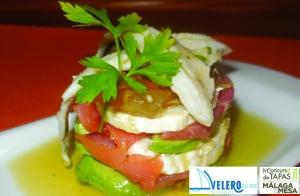 Plan para 2: Tapas gourmet y bebidas en Velero del Sur