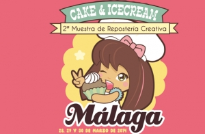 ¡Ven a la Feria Repostera Cake&Icecream!